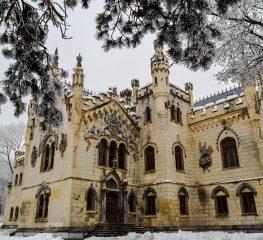 Revelion de poveste la Castel!