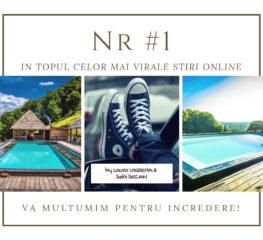 calatorinbascheti.ro – numărul 1, în Topul celor mai citite bloguri
