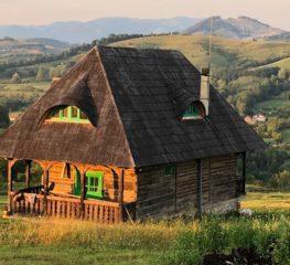 Vacanța la ofertă: Paște într-o căsuță de poveste, în inima Apusenilor