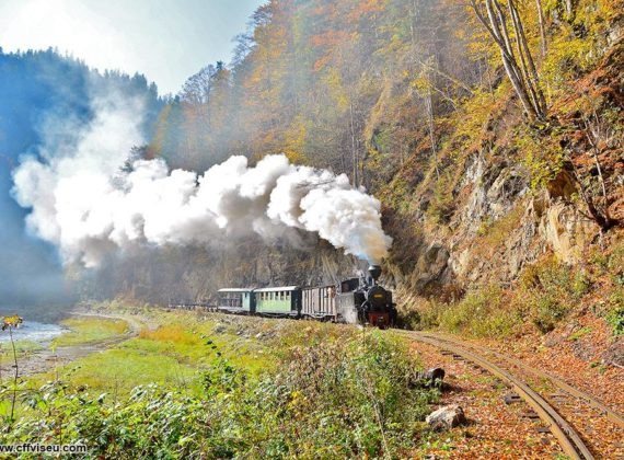 6 călătorii inedite cu mocănița, ca să vezi România neștiută