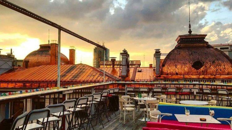 Top 15 rooftop-uri din România, ca afară, pentru o priveliște de vis asupra lumii