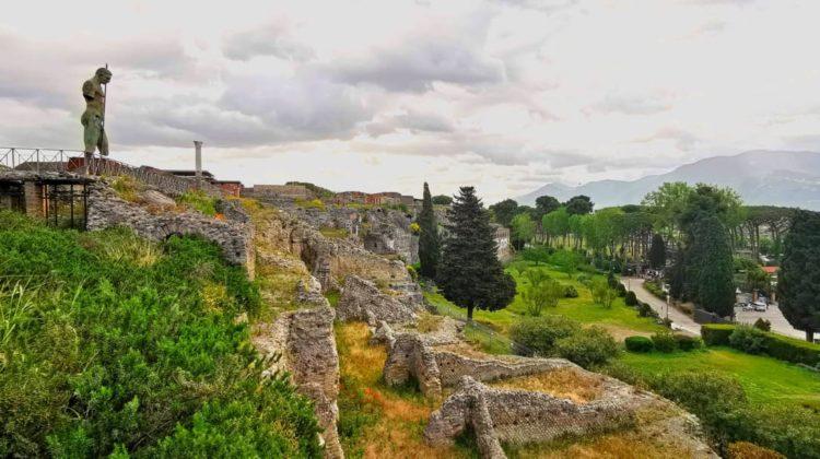 Pompeii, locul pe care trebuie să-l vezi o dată în viață, ca să înțelegi despre ce e viața
