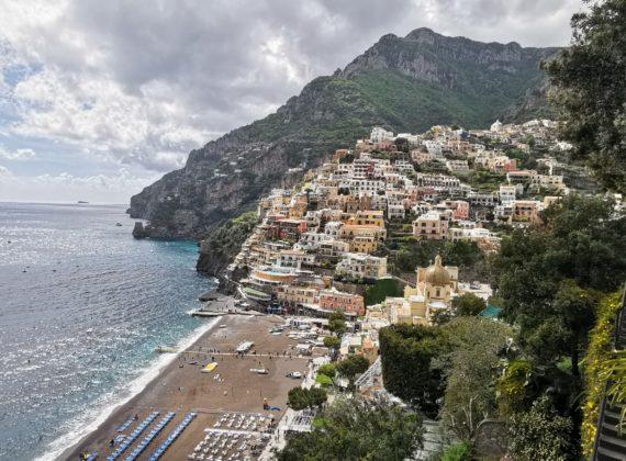 Coasta Amalfi, raiul exclusivist al Italiei, unde ai vrea să rămâi pentru totdeauna