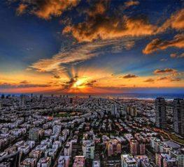 Vacanță la ofertă: La plajă, în superbul Tel Aviv (810 lei, zbor și cazare)
