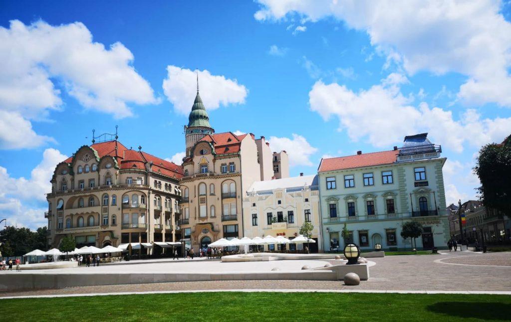 Dragi primari, vă invităm într-un city break la Oradea ca să vedeţi că şi la noi se poate
