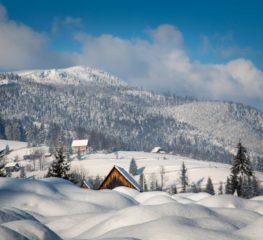 Top 10 pensiuni neștiute din România, pentru o iarnă magică la munte