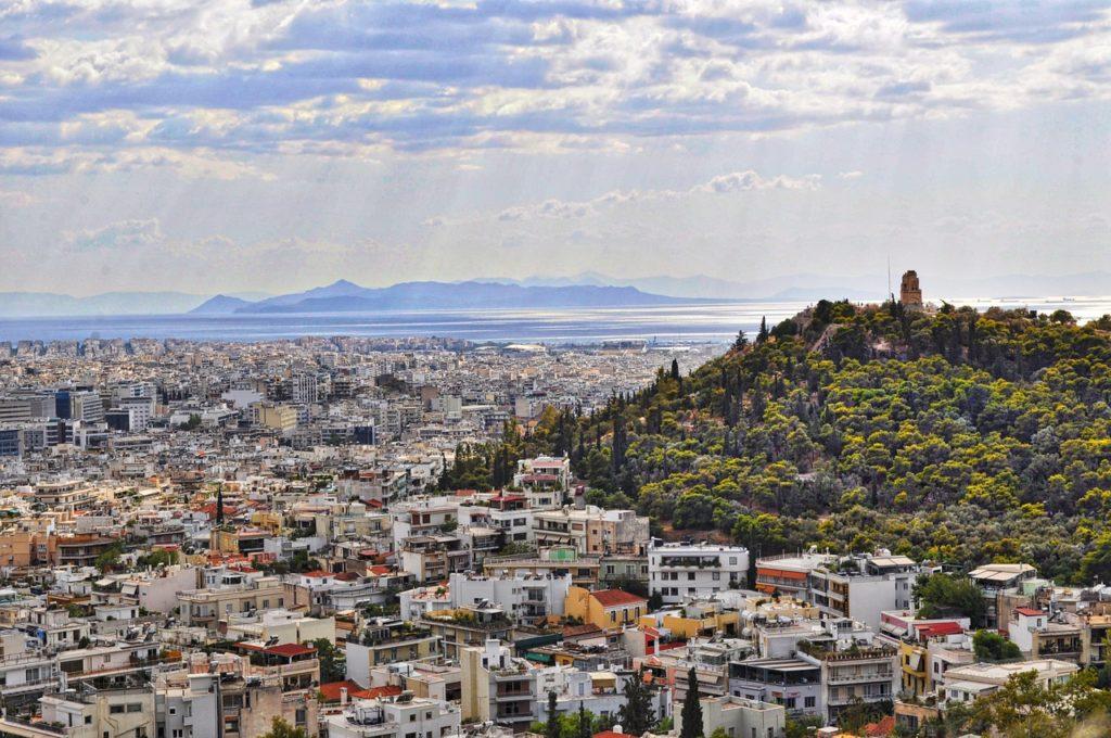 Descoperă Atena: strada neștiută, cu nume românesc, din inima capitalei elene