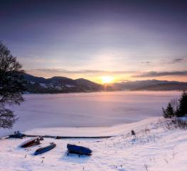 Crăciun de poveste în Alpii României, la preț bun (4 zile de papa bun, tradiții, piscină și spa)