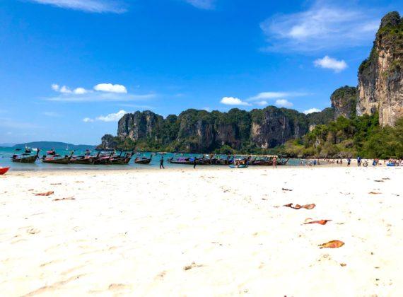 Descoperă cele mai frumoase plaje ale lumii: Railay, Vama Veche exotică a Thailandei
