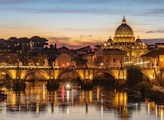 Ofertă de Paște în superba Roma: 690 lei (4 nopți, zbor și cazare)