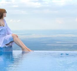 Top 5 locuri cu piscine uimitoare, pentru o vacanță de vis, departe de tot și de toate