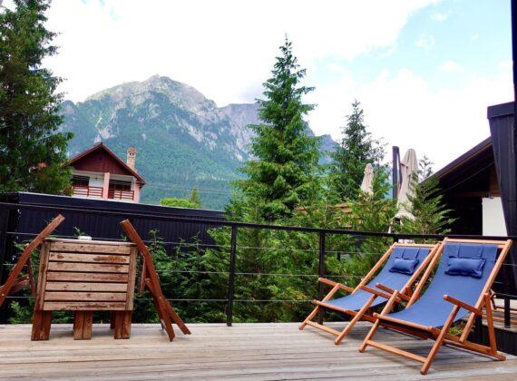 Am găsit pensiunea din România cu cea mai frumoasă priveliște. Peisaje de vis, văzute din pat