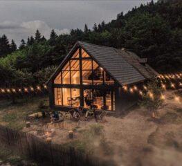 Top 10 cabane de munte fabuloase, pentru o vacanță în țară, ca afară