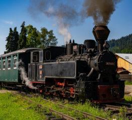 Mocănița Huțulca de la Moldovița – cea mai iubită atracție turistică din Bucovina