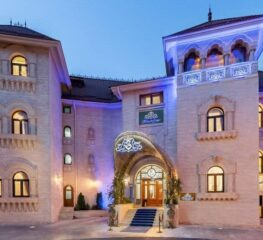 Top 20 conace și castele din România, unde să te cazezi în 2021