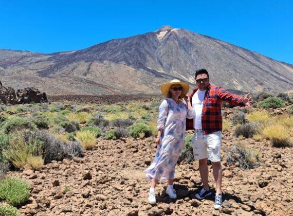 Tenerife, paradisul cu nisip negru, fără restricții pentru români