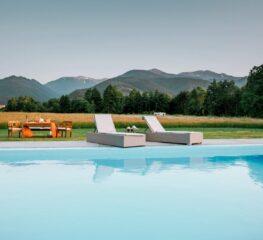 Descoperă cea mai frumoasă cabană, cu piscină la munte, din România